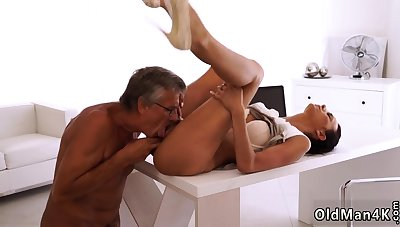 Sex with old senior and daddy infect me first majority Finally